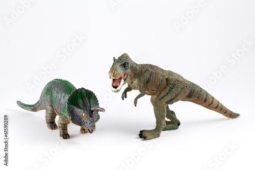 Dinosaurs models