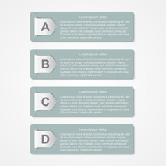 Modern infographic. Design elements