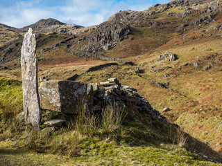 Dry Stone Wall - Dunnerdale