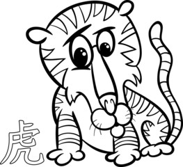 tiger chinese zodiac horoscope sign