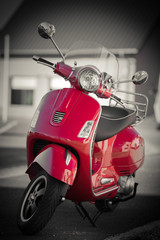 Fotorollo Scooter Scooter vintage