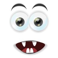 Мультфильм лицо