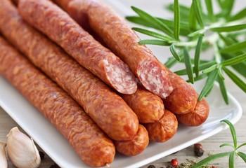 Knackwurst Sausages