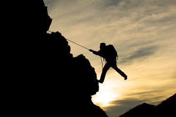 zor olanı başarmak&dağcı