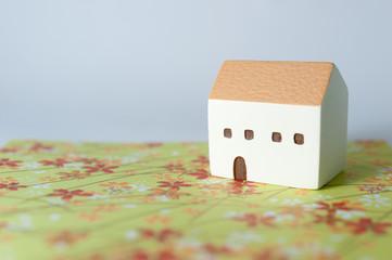 シンプルな家のイメージ