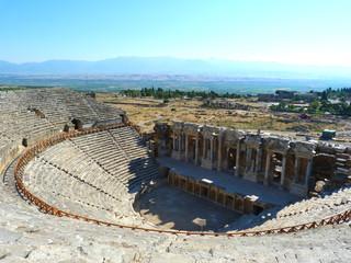 Théâtre Amphithéâtre Hiérapolis Hierapolis 6