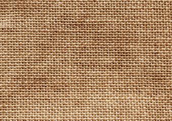 Fototapeta linen bag texture