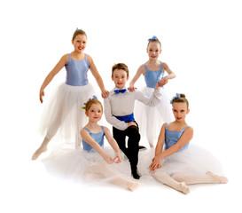 Junior Ballet Dance Group