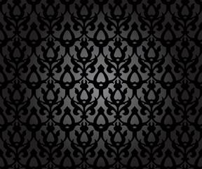 Seamless  Background Traditional Arabic Motifs.