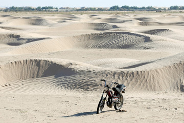 Desert of Sahara