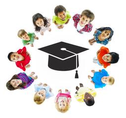 Children's Education in School