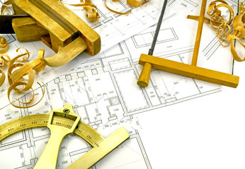 Image design drawings and tools for construction