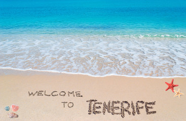 welcome to tenerife