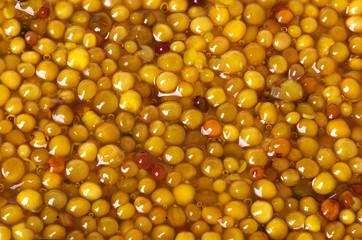 Mustard texture, background