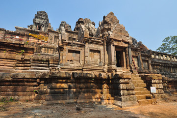 Ta Keo temple ,Angkor Wat, Cambodia