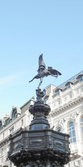 Piccadilly Circus, London