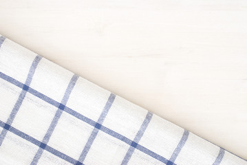 Kitchen Towel on white background