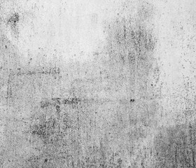 Grey background. Old painted iron wall.
