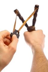 Vintage slingshot