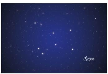 Constellation Lepus