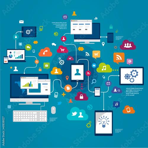 technologies de linformation et de la communication - 500×500