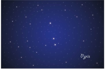 Constellation Pyxis