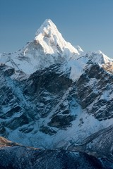 Ama Dablam, Solu Khumbu, Nepal.