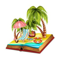 Summer Open Book