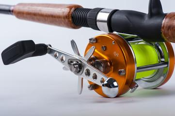 the fishing reel