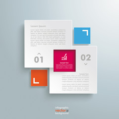 Rectangles E-Commerce Template 2 Options