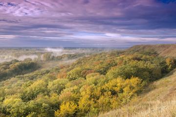 autumnal dawn