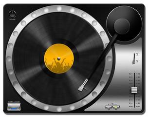 Turntalbe, DJ Deck