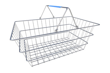 Sale Basket Illustration