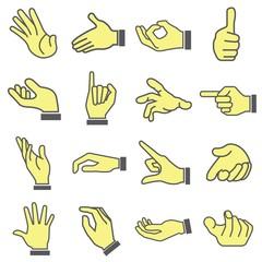 hand set