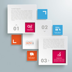 Rectangles E-Commerce Template 3 Options