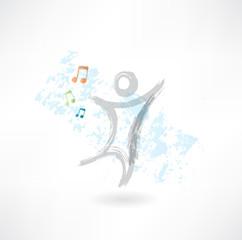 man in music