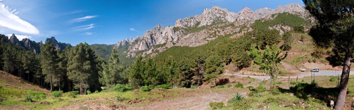 Massif de la Bavella - Corse