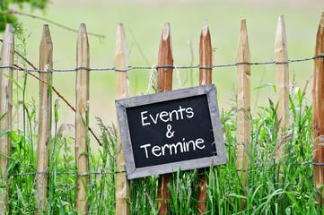 Events & Termine