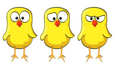 cartoon chicken collection
