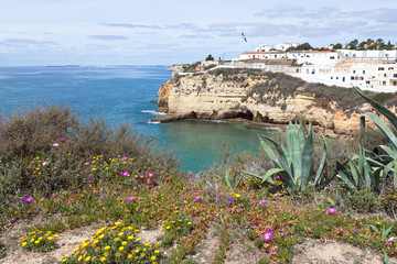 Wall Mural - Algarve Coast Landscape, Portugal