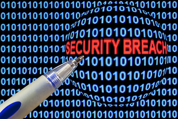 Security Breach Symbolism