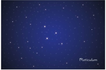 Constellation Reticulum