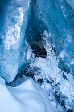 Glacial Blue Ice