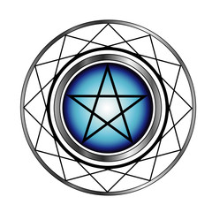 Pentacle- Religious symbol satanism