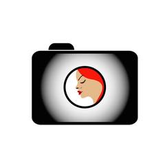 Model photo shoot- Photography logo fashion photography