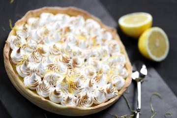 tarte au citron fait maison 2