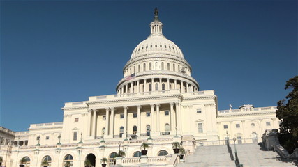 Wall Mural - United States Capitol Building, Washington, DC