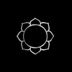 Symbol of Buddhism- Lotus flower