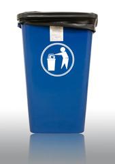 Empty bin isolated