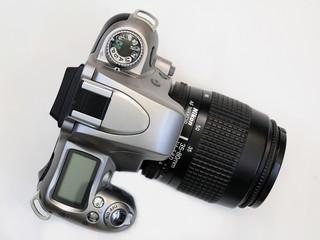 35mm film SLR autofocus camera
